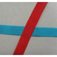 Buy cheap Jacquard Foldover Elastic Tape from wholesalers