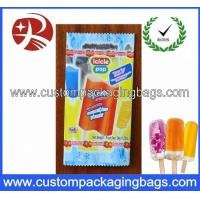 Buy cheap Shiny Printing Plastic Food Packaging Bags , Ice Cream Packing Bags from wholesalers