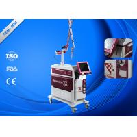 Buy cheap Metal Cover Laser Tattoo Removal Machine High Focus 1064nm / 532nm Laser Energy from wholesalers