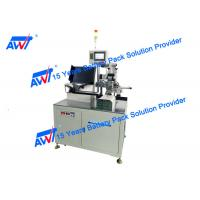 Buy cheap 18650 Lithium Battery Cell Sorting Machine Insulation Paper Sticking Machine from wholesalers