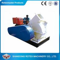 Buy cheap Work Stable 6-8t/h Industrial Disc Wood Chipper Portable 90-110kw Power from wholesalers