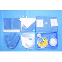 Buy cheap EO Sterile SMMS Disposable Surgical Drapes for Hospital Angiography Surgery product