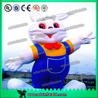 Buy cheap 5M Advertising Inflatable Rabbit Animal Event Cartoon Model from wholesalers