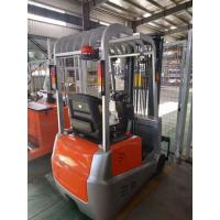 Buy cheap 24V Battery Operated Electric Forklift Truck 3 Wheel Automatic Transmission from wholesalers