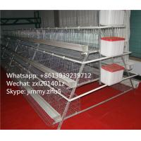 Buy cheap Automatic battery layer chicken cage layer cage with automatic baby chick cage certificate ISO9001 from wholesalers