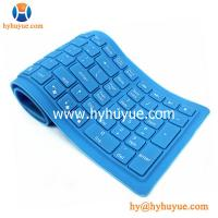 Buy cheap 2014 Fashion 113 keys Wired Silicon PC/ Tablet/ Laptop/Smartphone Soft Keyboard Waterproof from wholesalers