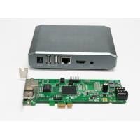 Buy cheap Portable USB PCI Express Extender Plug - In - Card Transmitter , Pci Card Extender With USB Controlling from wholesalers