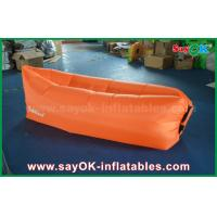 Buy cheap 3 Season WaterProof  Nylon Cloth Inflatable Air Couch Hangout Lounge Bag 1.2kg from wholesalers