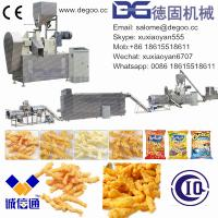 Buy cheap Kurkure cheetos nik naks corn curls machine processing line from wholesalers