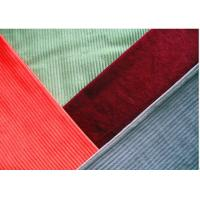 Buy cheap Breathable 21 Wide Wale Corduroy Upholstery Fabric Waterproof And Oil Proof from wholesalers