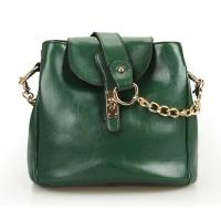 Buy cheap Fashion Leisure Ladies Cowhide Leather Handbag Cross-body Shoulder Messenger Chain Small from wholesalers