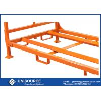 Buy cheap Foldable Stack Truck Tire Rack , Portable Steel Storage Racks For Tire from wholesalers