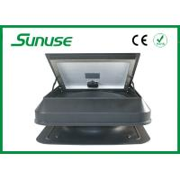Buy cheap Rechargeable Solar Powered Ventilation Fan , Hail Resistant Solar Attic Exhaust Fan from wholesalers