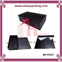 Buy cheap Foldable Paper Lady Shoe Box Factory Price for Wholesale ME-FD027 from wholesalers