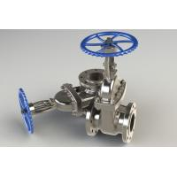 Buy cheap 2 Inch Cast Steel Gate Valve ISO 10434 - ANI / API Std 600 Class 900 from wholesalers
