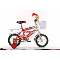 Buy cheap 16 Inch City Prince Kid Bicycle With Back Carrier and Basket mtb for children outside walking bike from wholesalers