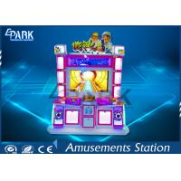 Buy cheap Interactive Parkour Arcade Machine Coin Operated Video Entertainment Equipment from wholesalers