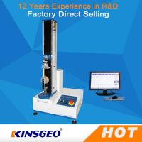 PC Control Tensile Testing Equipment , Tensile Strength Instrument KJ-1065B