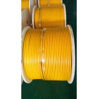 Buy cheap Raido  Communication Leaky Feeder Cable SLYWV 75 - 10 Bare Copper Inner Conductor product