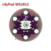 Buy cheap LilyPad Pixel Board WS2812 Full Color Drive LED Development Board from wholesalers