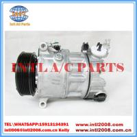 Buy cheap Auto ac compressor Sanden Pxc16 for Land Rover Discovery Range Rover Sport Jaguar from wholesalers