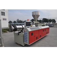 Buy cheap Wide Thick WPC PVC Foam Board Production Line Extruder Single Screw / Twin Screw from wholesalers
