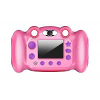 Buy cheap Shockproof Child Digital Camera , Digital Selfie HD Camera Camcorder 5MP 720P from wholesalers