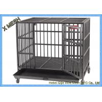 Buy cheap Powder Coated Welded Wire Mesh Baskets Dog Cage Full Sizes Pets Enclosure from wholesalers