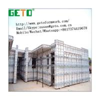 Buy cheap 2018 Newest Building Construction Materials Aluminum Beam Formwork/Formwork System Aluminium/column formwork system from wholesalers