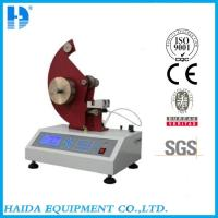 Buy cheap Steel Woven Fabrics Textile Tear Testing Eequipment / Elmendorf Tearing Tester from wholesalers