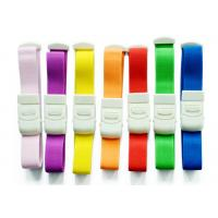 China Portable Solid Elastic One Handed Tourniquet Polyester Spandex Material on sale