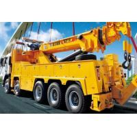 Breakdown Recovery Truck XZJ5540TQZA4 for treating vehicle failure, accidents and parking violations