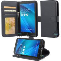 Buy cheap Asus zenfone Go  case, Luxury Folio soft  PU Leather Wallet Case for zenfone Go from wholesalers