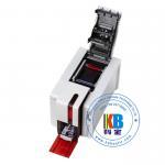 Buy cheap Single Dual side  Evolis Primacy  plastic id card printer  300dpi from wholesalers
