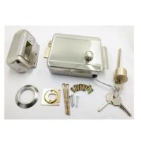 Buy cheap Door Status Auto detect Electric Locks Motor Lock Stainless Steel Intelligent Electric lock Low Noise Lock Surface Drawi from wholesalers