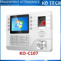 Buy cheap KO-C107 Fingerprint Time Attendance OEM/ODM Supplier from wholesalers