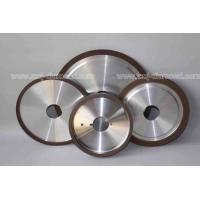 Buy cheap Resin Bond Diamond/ CBN Grinding Wheels from wholesalers