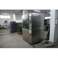 Buy cheap Stainless Steel IP Enclosure Water Spray Test Chamber IEC 60529 Standard from wholesalers