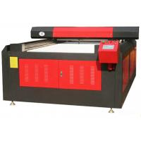 Buy cheap 3D Color Laser Printer Leather Cutting Machine For Shoe Upper / Clothing Fabric from wholesalers