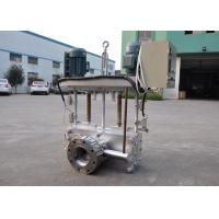 Buy cheap Durable Plastic Extrusion Screen Changer Semi Continuous 180*180 Low Pressure Loss from wholesalers