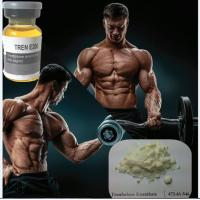 Buy cheap CAS 10161-33-8 Weight Loss Powders / Male Steroid Hormones Yellow Crystalline Powder from wholesalers