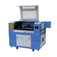 Buy cheap 700*500mm Invitation Card Greeting Card Co2 Laser Cutting Machine with Rotary Axis from wholesalers