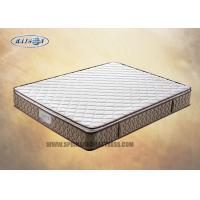 Buy cheap Pillow Top Compressed Mattress , Bonnell Spring Polyester Knitted Fabric Mattress from wholesalers