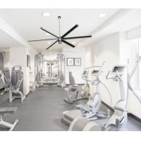 Buy cheap Industrial BLDC Ceiling Fan High Volume Low Speed Big Size Ceiling Fan from wholesalers