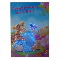Buy cheap Paper LED customized Musical Greetings Cards with voice chip for birthday gifts from wholesalers
