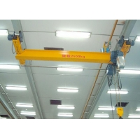 Buy cheap Under Running Underhung Crane Suspended Overhead Travelling Crane from wholesalers