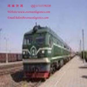 Train Service To Uzbekistan