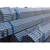 Buy cheap Hot Dipped Zinc Coated Seamless And Welded Pipe ASTM A53 Gr. A Gr. B from wholesalers