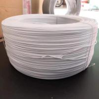 Buy cheap Factory wholesale PE single core plastic nose wire for face mask from wholesalers
