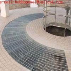 China welding plain bar galvanized trench drain cover/floor trench bar grating,galvanized drain cover/bar trench cover on sale
